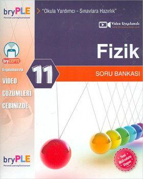 Birey Yayınları 11. Sınıf Fizik Soru Bankası