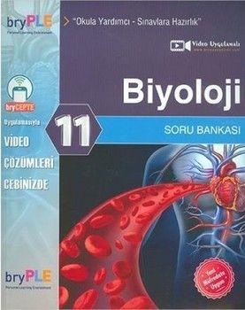 Birey Yayınları 11. Sınıf Biyoloji Soru Bankası