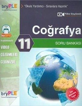 Birey Yayınları 11. Sınıf Coğrafya Soru Bankası