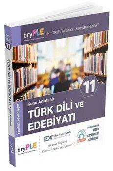Birey Yayınları 11. Sınıf Türk Dili ve Edebiyatı Konu Anlatımı