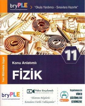 Birey Yayınları 11. Sınıf Fizik Konu Anlatımlı