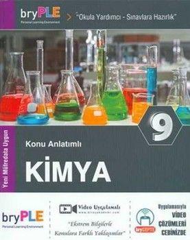 Birey Yayınları 9. Sınıf Kimya Konu Anlatımlı