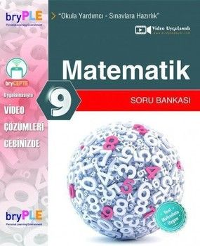 Birey Yayınları 9. Sınıf Matematik Soru Bankası