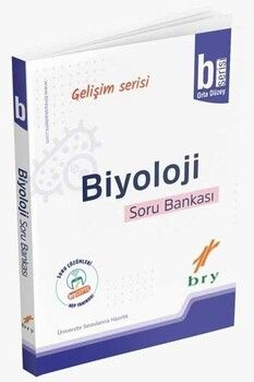 Birey Yayınları Biyoloji B Serisi Orta Düzey Video Çözümlü Soru Bankası