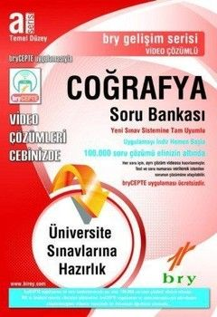 Birey Yayınları Coğrafya A Serisi Temel Düzey Video Çözümlü Soru Bankası