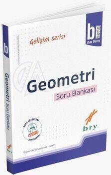 Birey Yayınları Geometri B Serisi Orta Düzey Video Çözümlü Soru Bankası