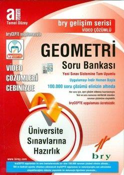 Birey Yayınları Geometri A Serisi Temel Düzey Video Çözümlü Soru Bankası