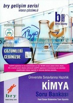 Birey Yayınları Kimya B Serisi Orta Düzey Video Çözümlü Soru Bankası