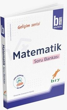 Birey Yayınları Matematik B Serisi Orta Düzey Video Çözümlü Soru Bankası