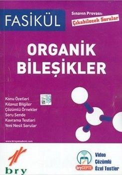 Birey Yayınları Organik Bileşikler Fasikülleri