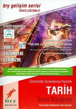 Birey Yayınları Tarih Video Çözümlü Soru Bankası Gelişim Serisi
