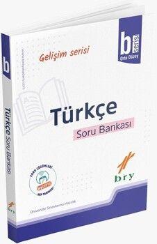 Birey Yayınları Türkçe B serisi Orta Düzey Video Çözümlü Soru Bankası