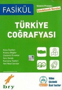 Birey Yayınları Türkiye Coğrafyası Fasikülleri