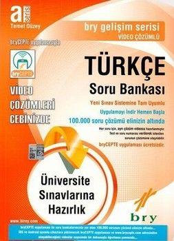 Birey Yayınları Türkçe A Serisi Temel Düzey Video Çözümlü Soru Bankası
