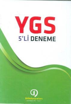 Birinci Yayınları YGS 5 Li Deneme