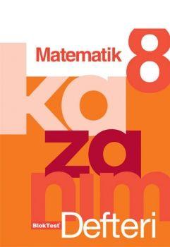 Blok Test Yayınları 8. Sınıf Matematik Kazanım Defteri