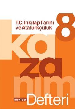 Blok Test Yayınları 8. Sınıf T.C. İnkılap Tarihi ve Atatürkçülük Kazanım Defteri
