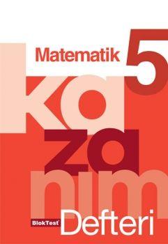 Blok Test Yayınları 5. Sınıf Matematik Kazanım Defteri