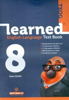 Borealıs Yayıncılık 8. Sınıf TEOG Learned English Language Test Book