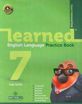 Borealıs Yayıncılık 7. Sınıf Learned English Language Pratice Book