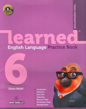 Borealıs Yayıncılık 6. Sınıf Learned English Language Pratice Book