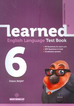 Borealıs Yayıncılık 6. Sınıf Learned English Language Test Book