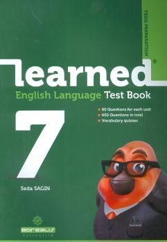 Borealıs Yayıncılık 7. Sınıf Learned English Language Test Book