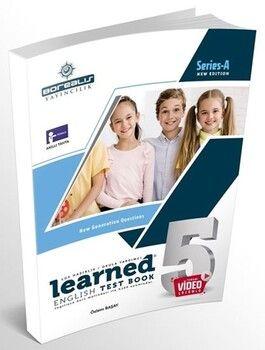 Borealıs Yayıncılık 5. Sınıf Learned English Test Book