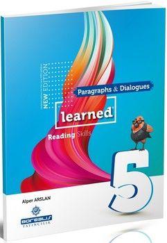 Borealıs Yayıncılık 5. Sınıf Learned Paragraphs Dialogues Reading Skills