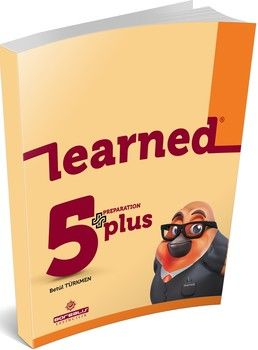 Borealıs Yayıncılık 5. Sınıf Learned İngilizce Hazırlık Sınıfları