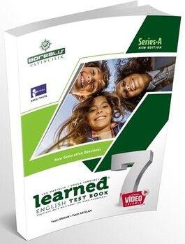 Borealıs Yayıncılık 7. Sınıf Learned English Test Book