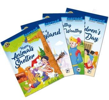 Borealıs Yayıncılık 5. Sınıf İngilizce Hikaye Seti