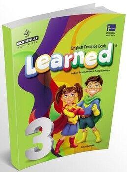 Borealıs Yayıncılık 3. Sınıf Learned Super Practice Book