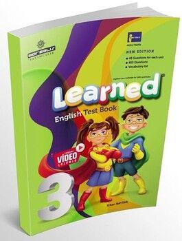 Borealıs Yayıncılık3. Sınıf Learned Super Test Book