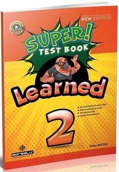 Borealıs Yayıncılık2. Sınıf Learned Super Test Book