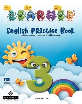 Borealıs Yayıncılık 3. Sınıf English Practice Book