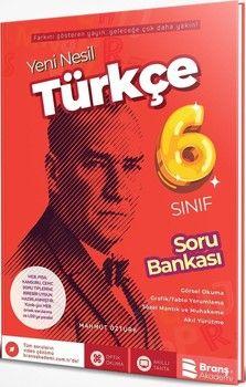 Branş Akademi 6. Sınıf Türkçe Yeni Nesil Soru Bankası