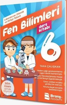 Branş Akademi 6. Sınıf Fen Bilimleri Ders Kitabı