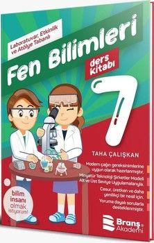 Branş Akademi 7. Sınıf Fen Bilimleri Ders Kitabı