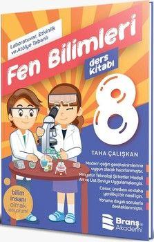 Branş Akademi 8. Sınıf Fen Bilimleri Ders Kitabı