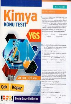 BSR Yayıncılık YGS Kimya Yaprak Test