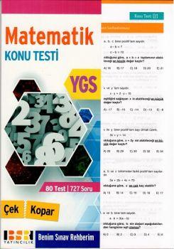 BSR Yayıncılık YGS Matematik Yaprak Test