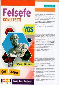 BSR Yayıncılık YGS Felsefe Yaprak Test