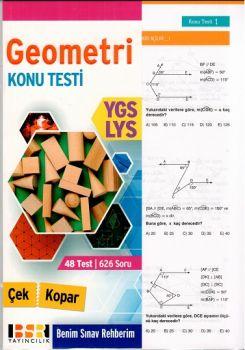 BSR Yayıncılık YGS LYS Geometri Yaprak Test