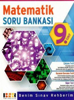 BSR Yayıncılık 9. Sınıf Matematik Soru Bankası