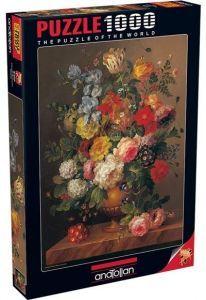 Buket / Classic Bouquet 1000 Parça Puzzle - Yapboz