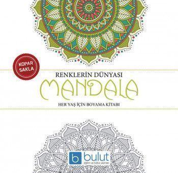 Bulut Eğitim ve Kültür Yayınları Mandala Renklerin Dünyası