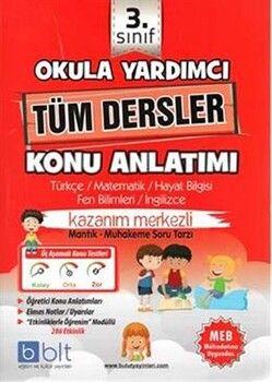 Bulut Eğitim ve Kültür Yayınları 3. Sınıf Tüm Dersler Konu Anlatımı