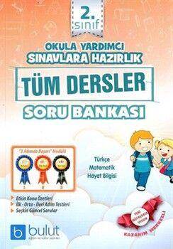 Bulut Eğitim ve Kültür Yayınları 2. Sınıf Tüm Dersler Soru Bankası