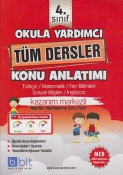 Bulut Eğitim ve Kültür Yayınları 4. Sınıf Tüm Dersler Konu Anlatımı